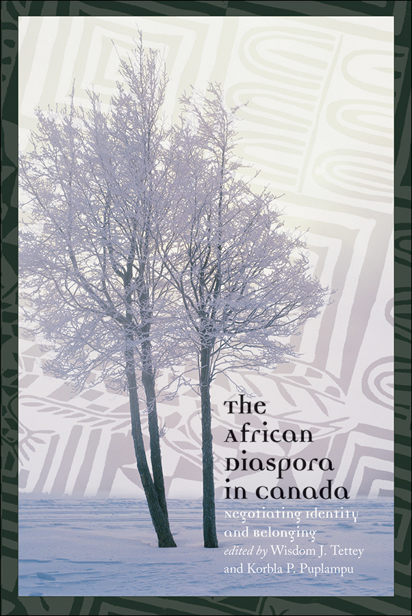 Book cover image for: African Diaspora in Canada: Negotiating Identity and Belonging