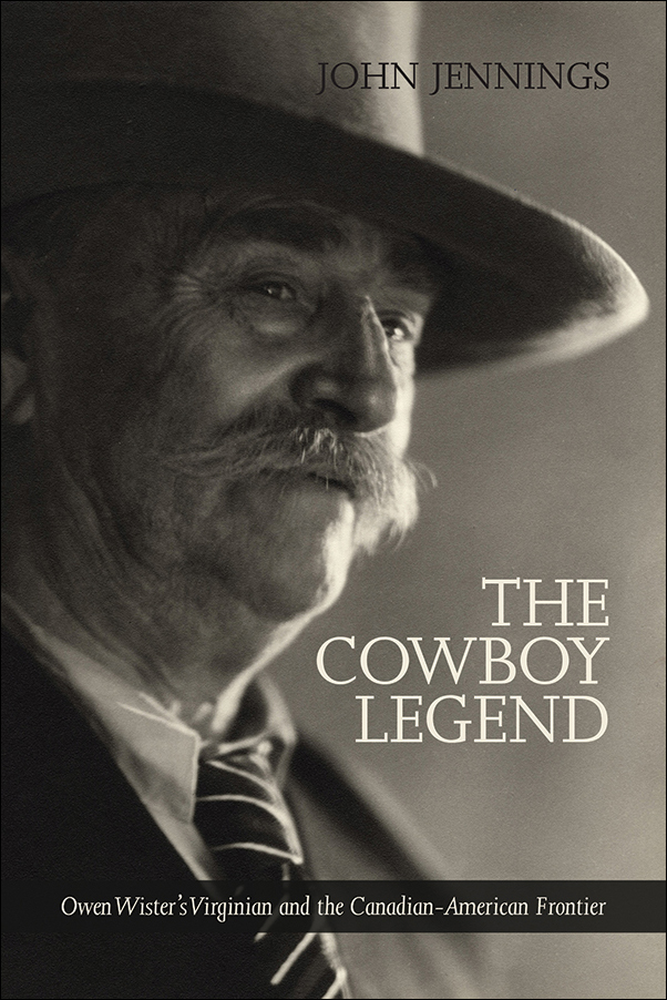 Book cover image for: Cowboy Legend
