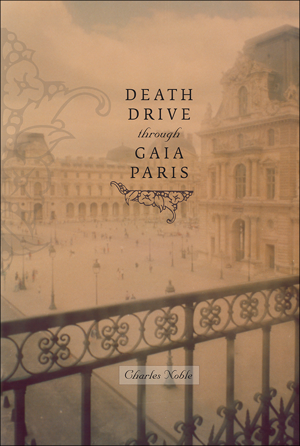 Book cover image for: Death Drive Through Gaia Paris