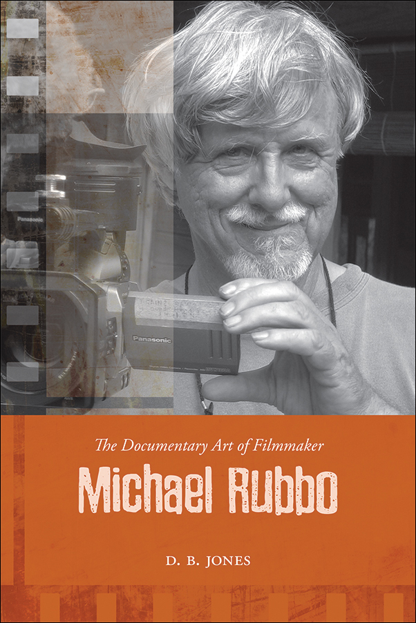 Book Cover Image for: Documentary Art of Filmmaker Michael Rubbo