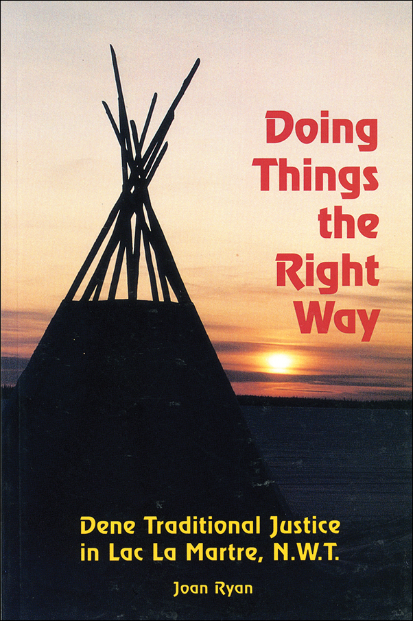 Book cover image for: Doing Things the Right Way