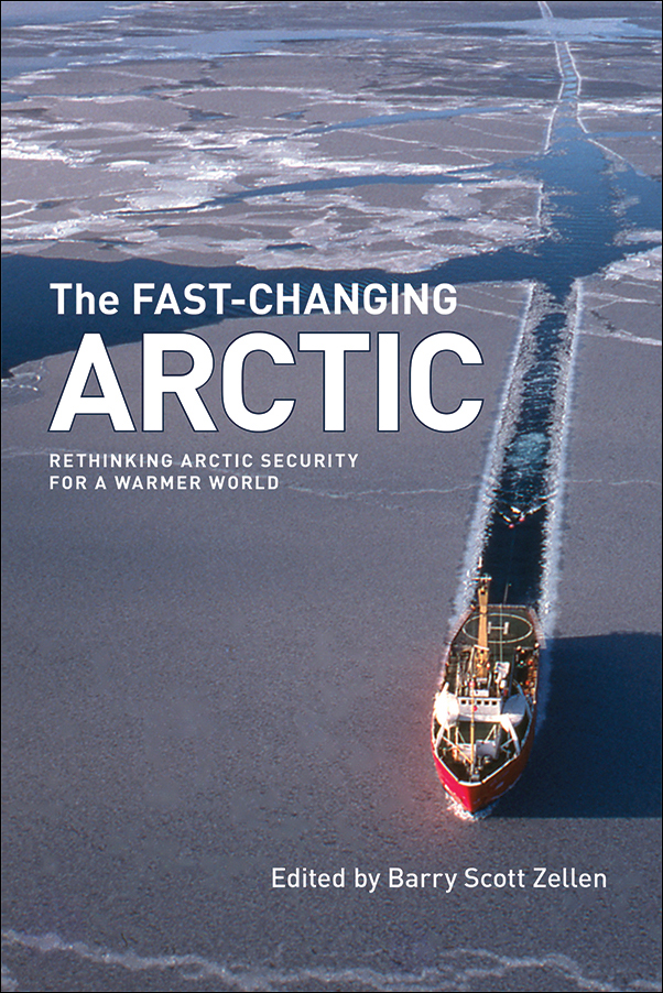 Book Cover Image for: Fast-Changing Arctic