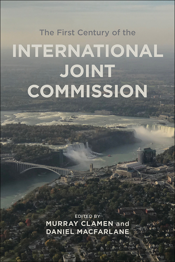 Book Cover Image for: First Century of the International Joint Commission