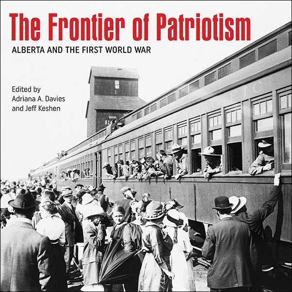 Book Cover Image for: Frontier of Patriotism