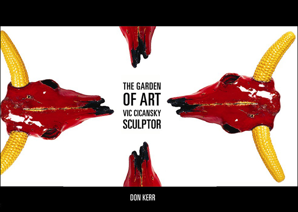 Book Cover Image for: Garden of Art