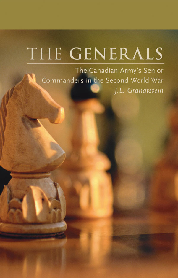 Book Cover Image for: Generals