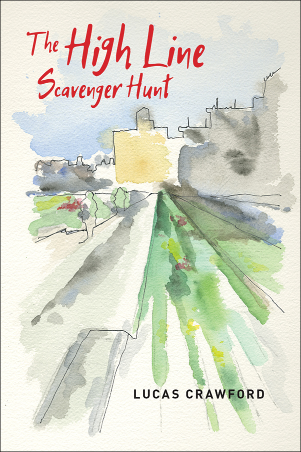 Book Cover Image for: High Line Scavenger Hunt