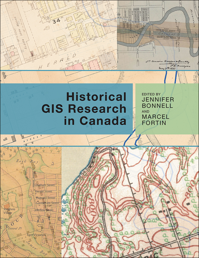 Book Cover Image for: Historical GIS Research in Canada