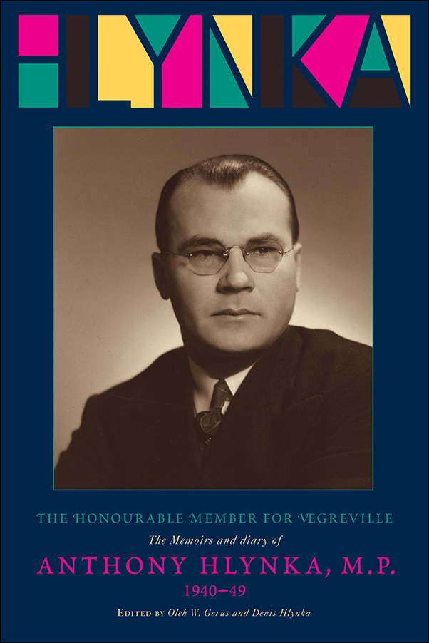 Book cover image for: Honourable Member for Vegreville
