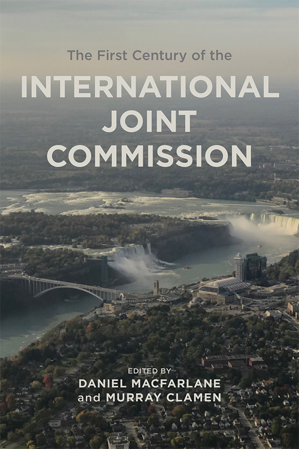 Cover Image for: First Century of the International Joint Commission