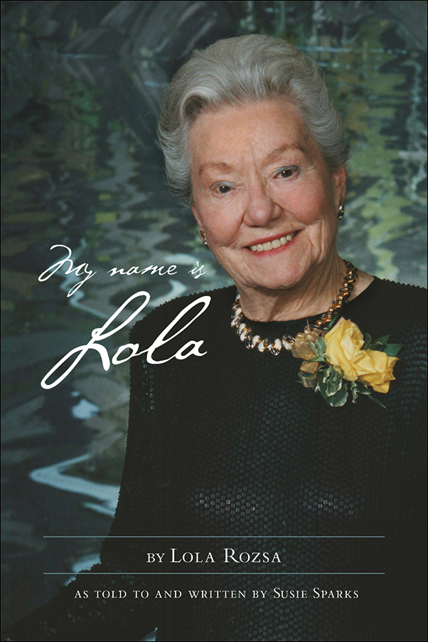 Book cover image for: My Name is Lola
