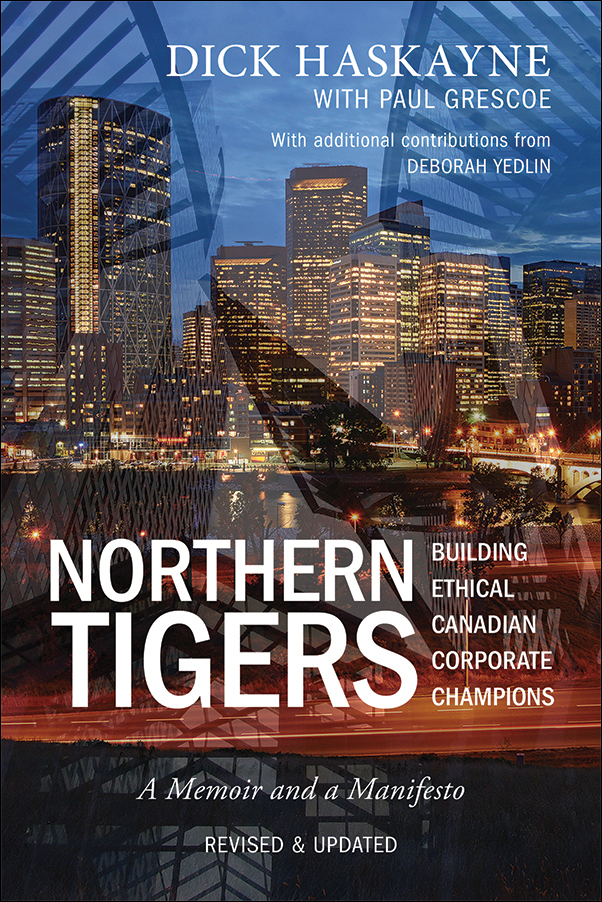 Book cover image for: Northern Tigers: Building Ethical Canadian Corporate Champions