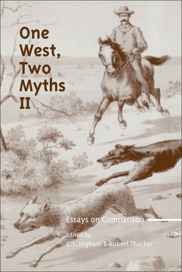 Book cover image for: One West, Two Myths II: Essays on Comparison