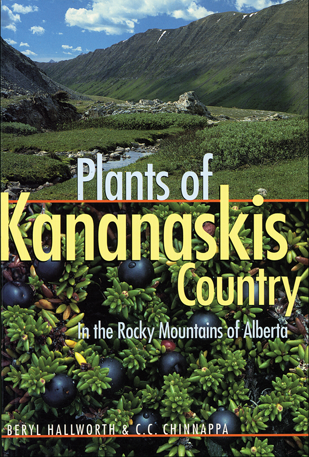 Book cover image for: Plants of Kananaskis Country in the Rocky Mountains of Alberta