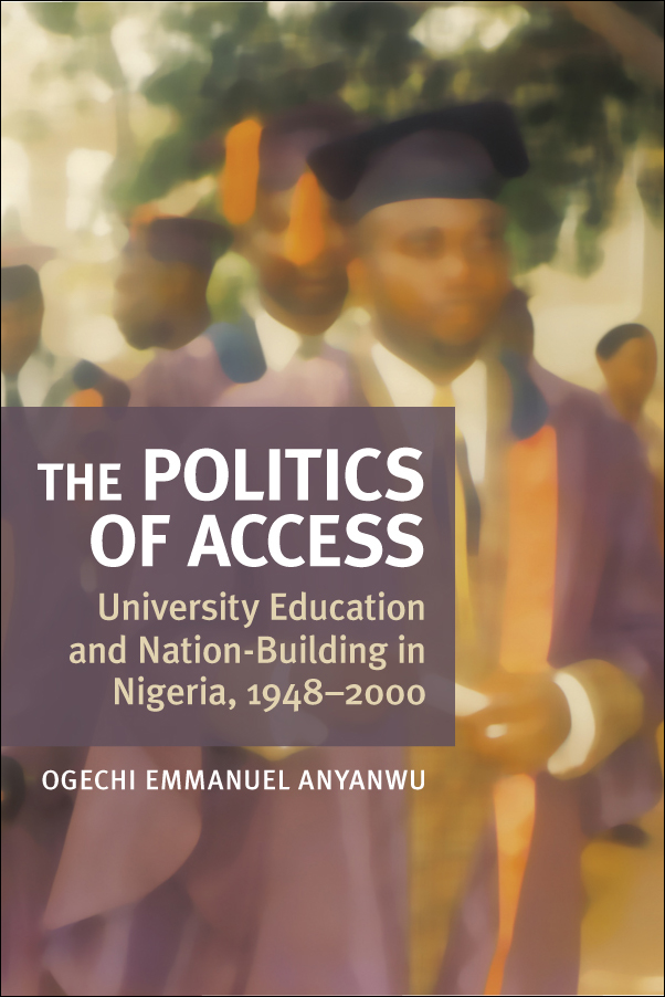 Book Cover Image for: Politics of Access
