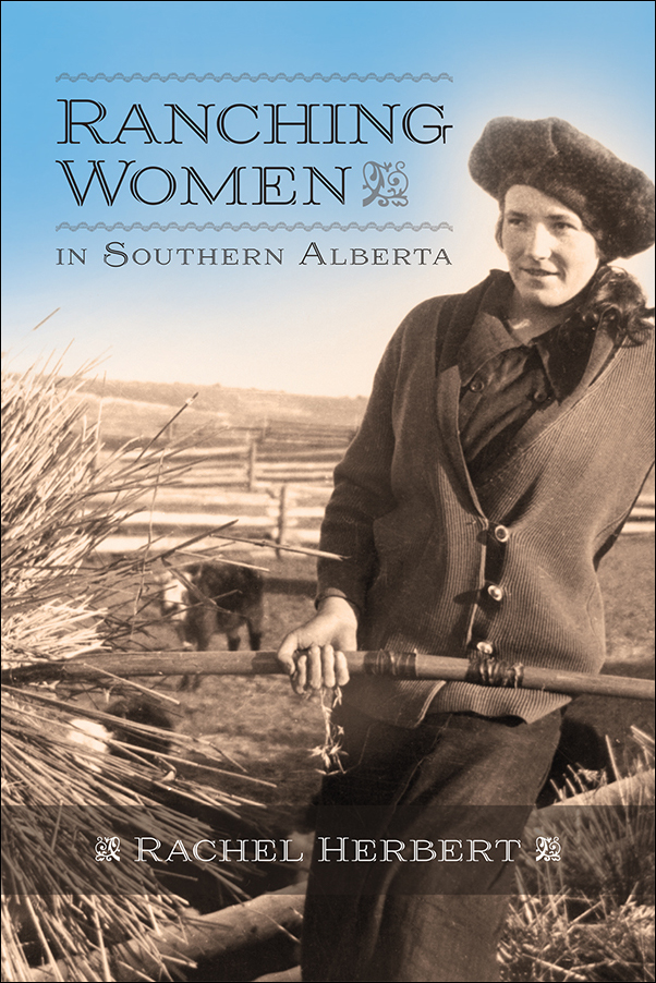 Book Cover Image for: Ranching Women in Southern Alberta