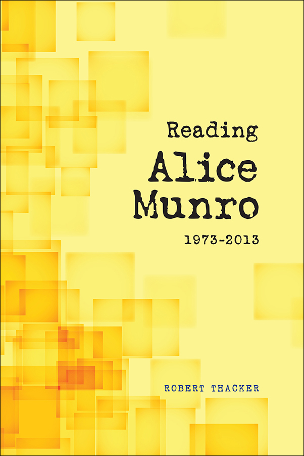 Book cover image for: Reading Alice Munro, 1973-2013