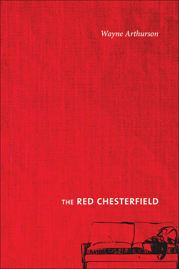 Book Cover Image for: Red Chesterfield