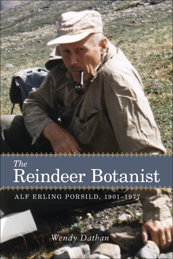 Book cover image for: Reindeer Botanist