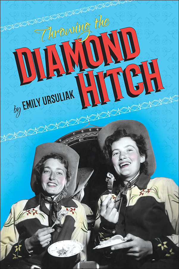 Book cover image for: Throwing the Diamond Hitch