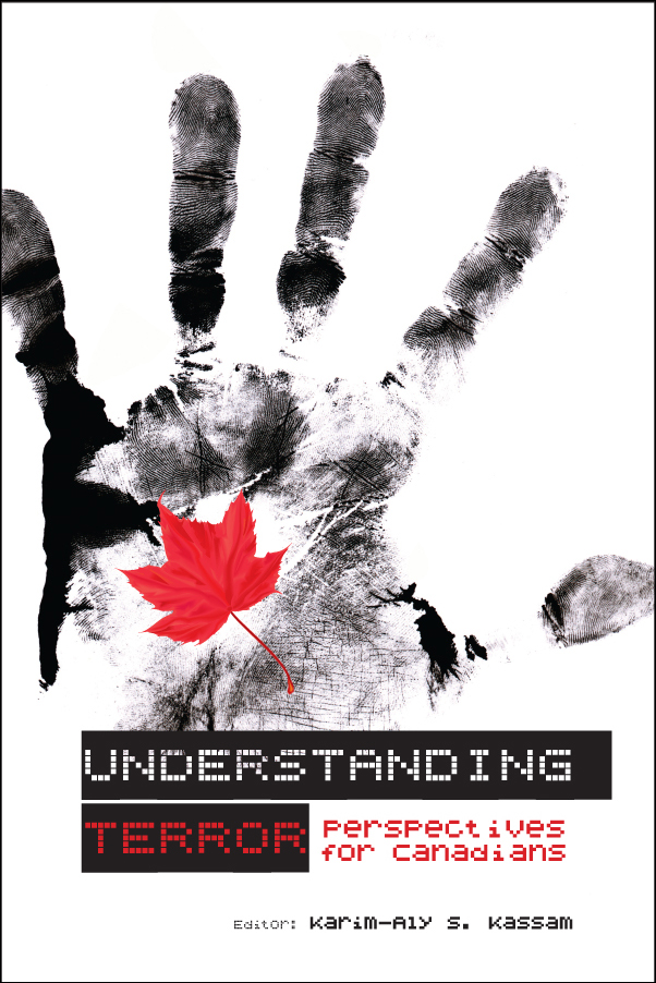 Book cover image for: Understanding Terror: Perspectives for Canadians