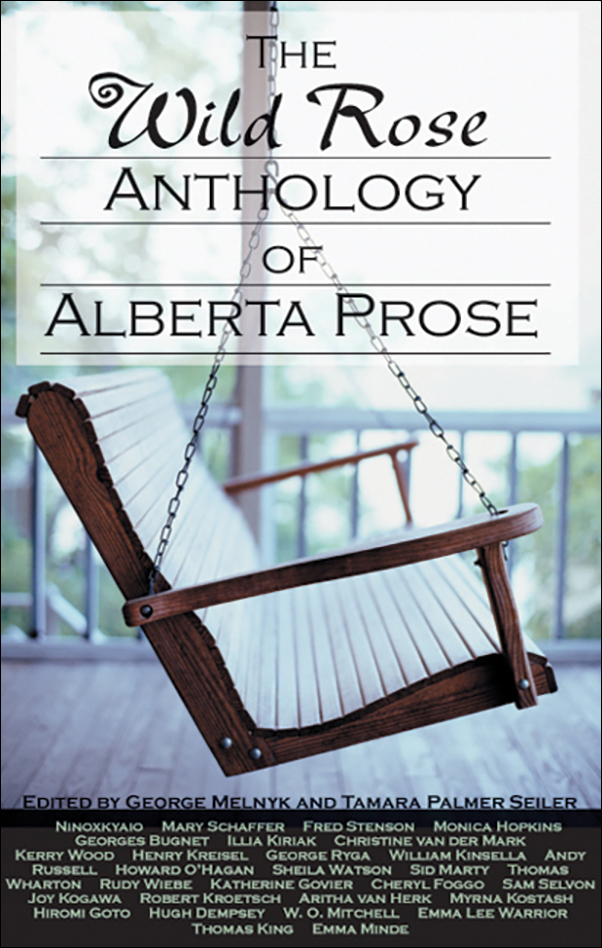 Book cover image for: Wild Rose Anthology of Alberta Prose