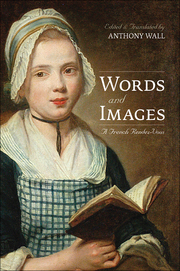 Book cover image for: Words and Images: A French Rendez-vous