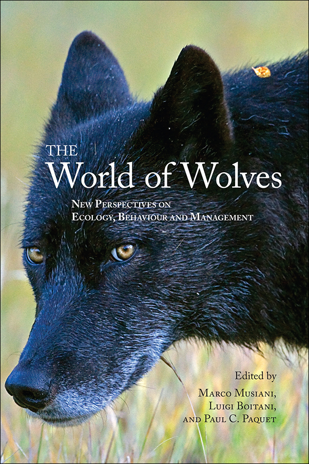Book cover image for: The World of Wolves: New Perspectives on Ecology, Behaviour, and Management