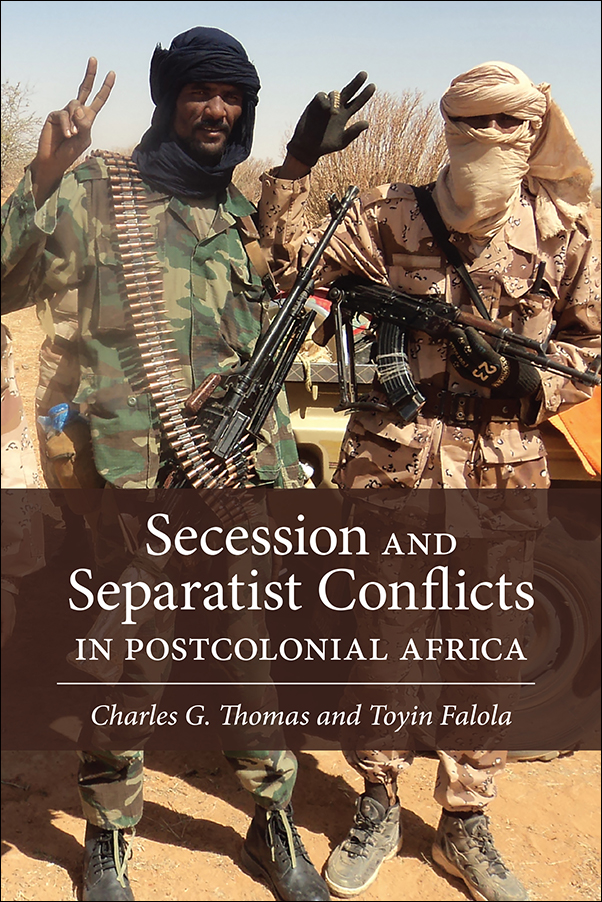 Book Cover Image for: Secession and Separatist Conflicts in Postcolonial Africa