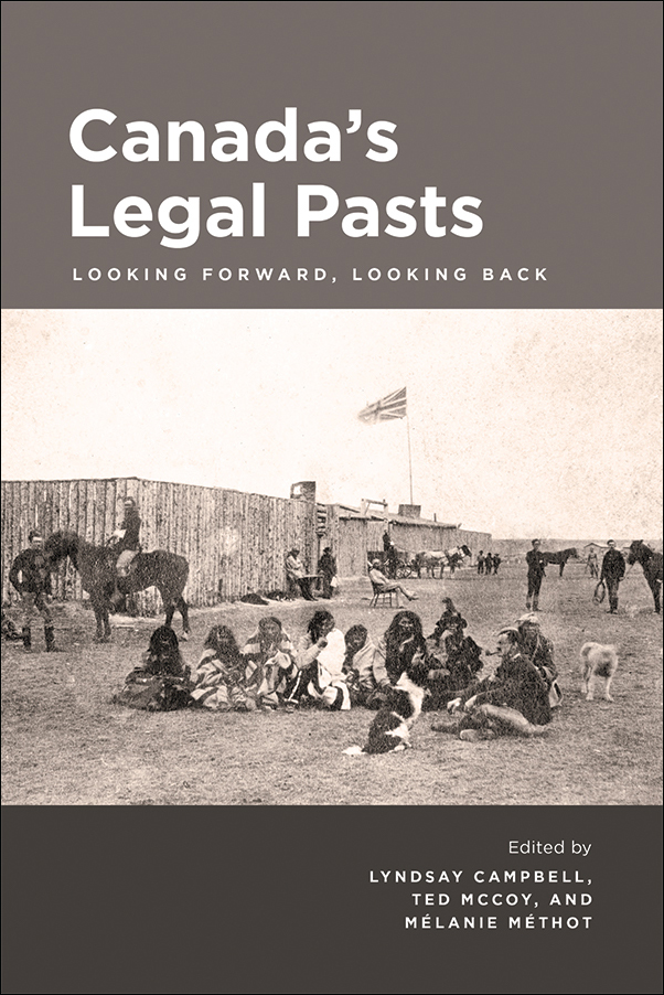 Book cover image for: Canada's Legal Pasts