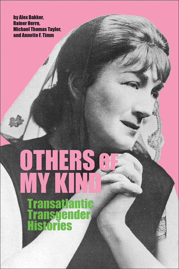 Others of My Kind - Front Cover