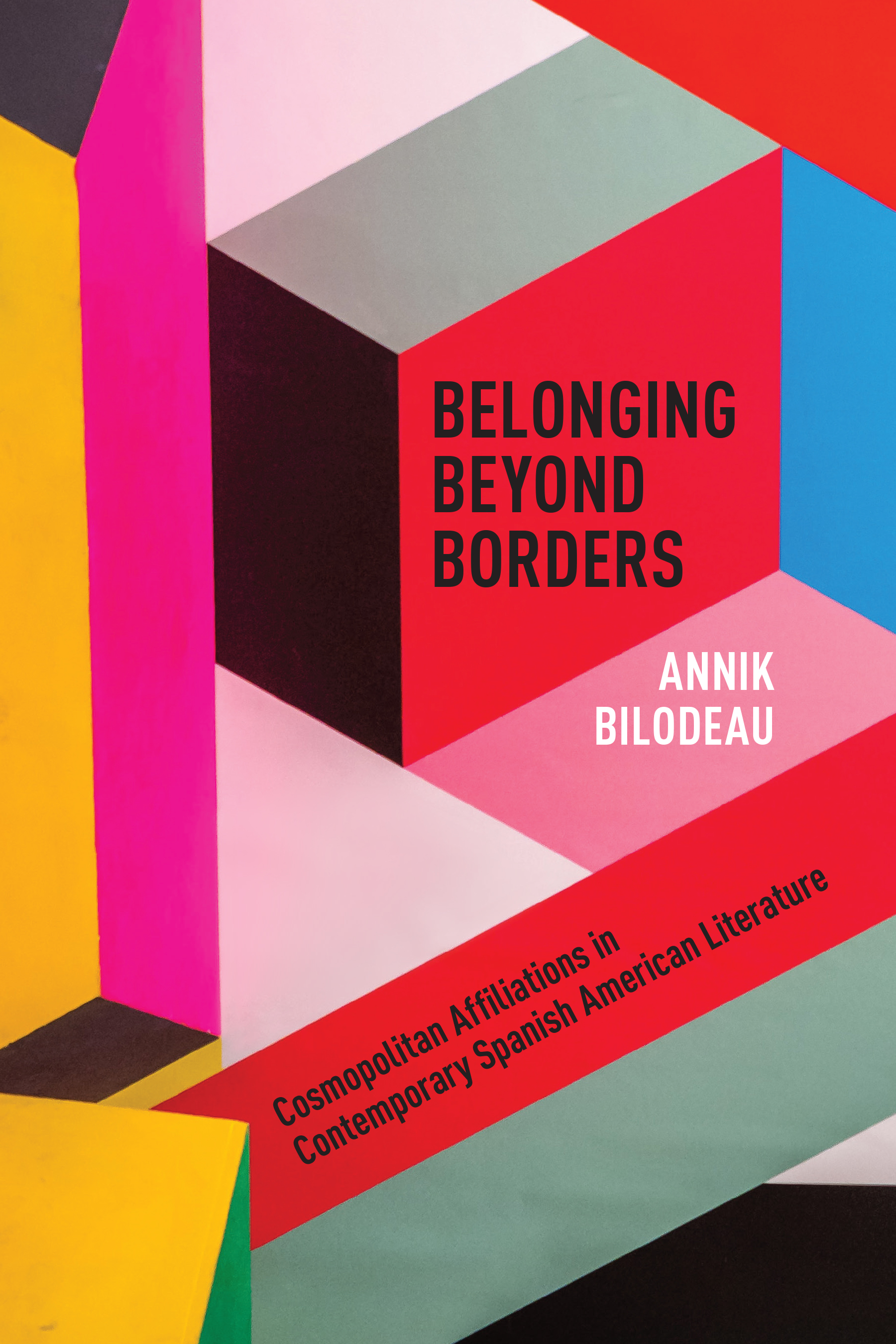 Book Cover Image for: Belonging Beyond Borders