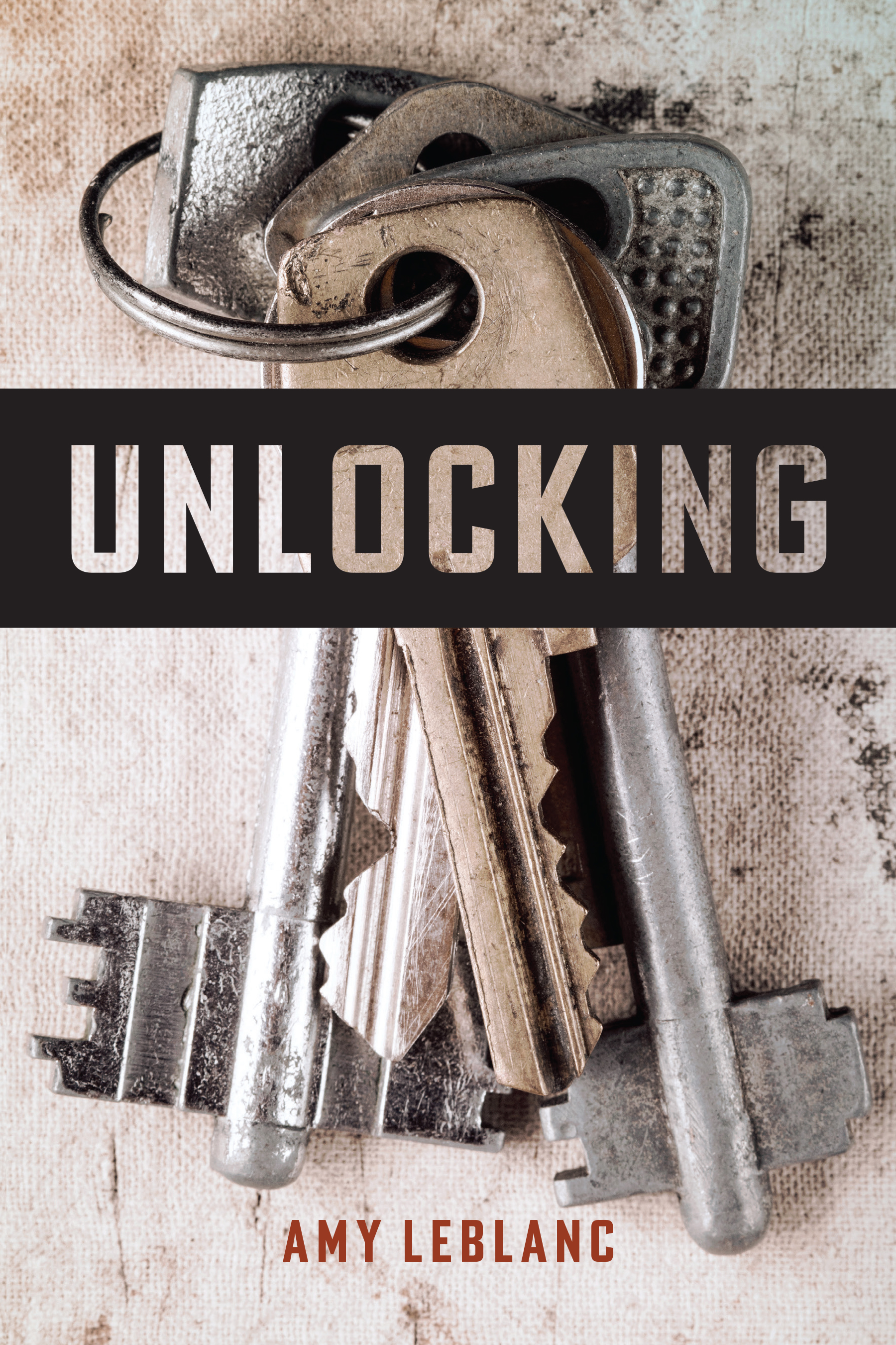 Book Cover Image for: Unlocking