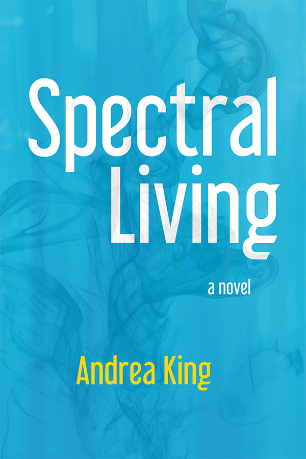 Book Cover Image for: Spectral Living