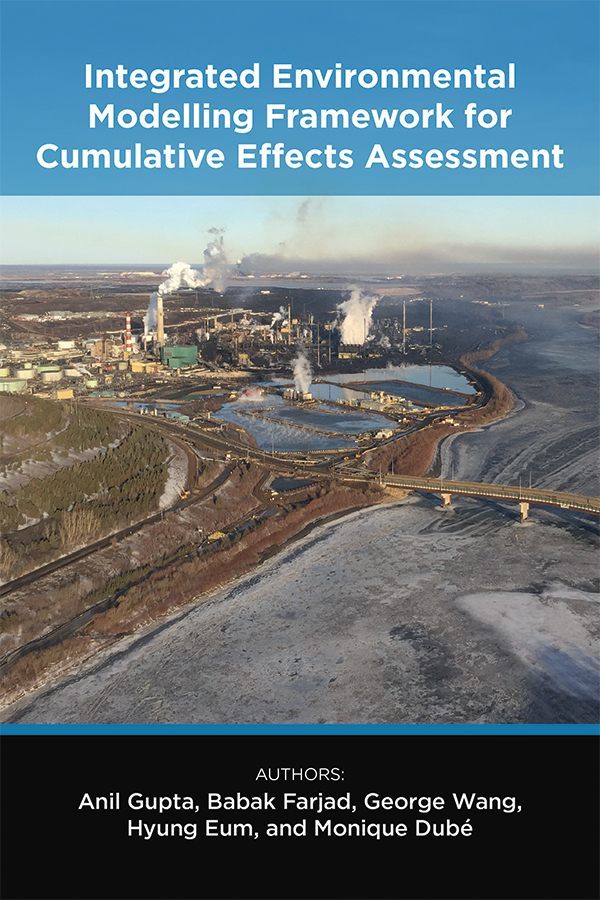 Book cover image for: Integrated Environmental Modelling Framework for Cumulative Effects Assessment