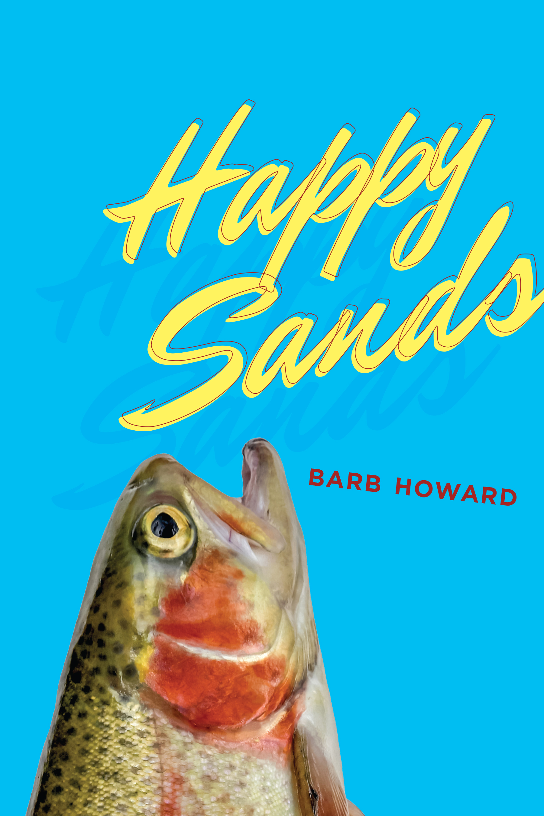 Book Cover Image for: Happy Sands