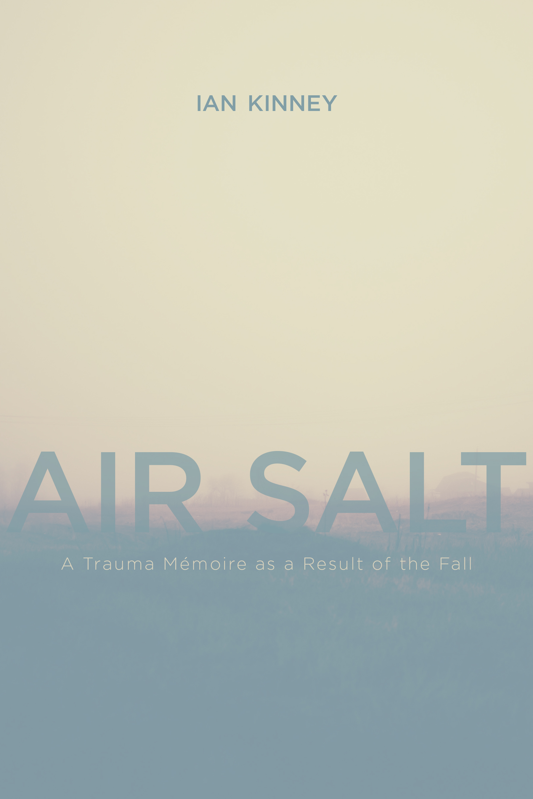 Air Salt: A Trauma Mémoire as a Result of the Fall