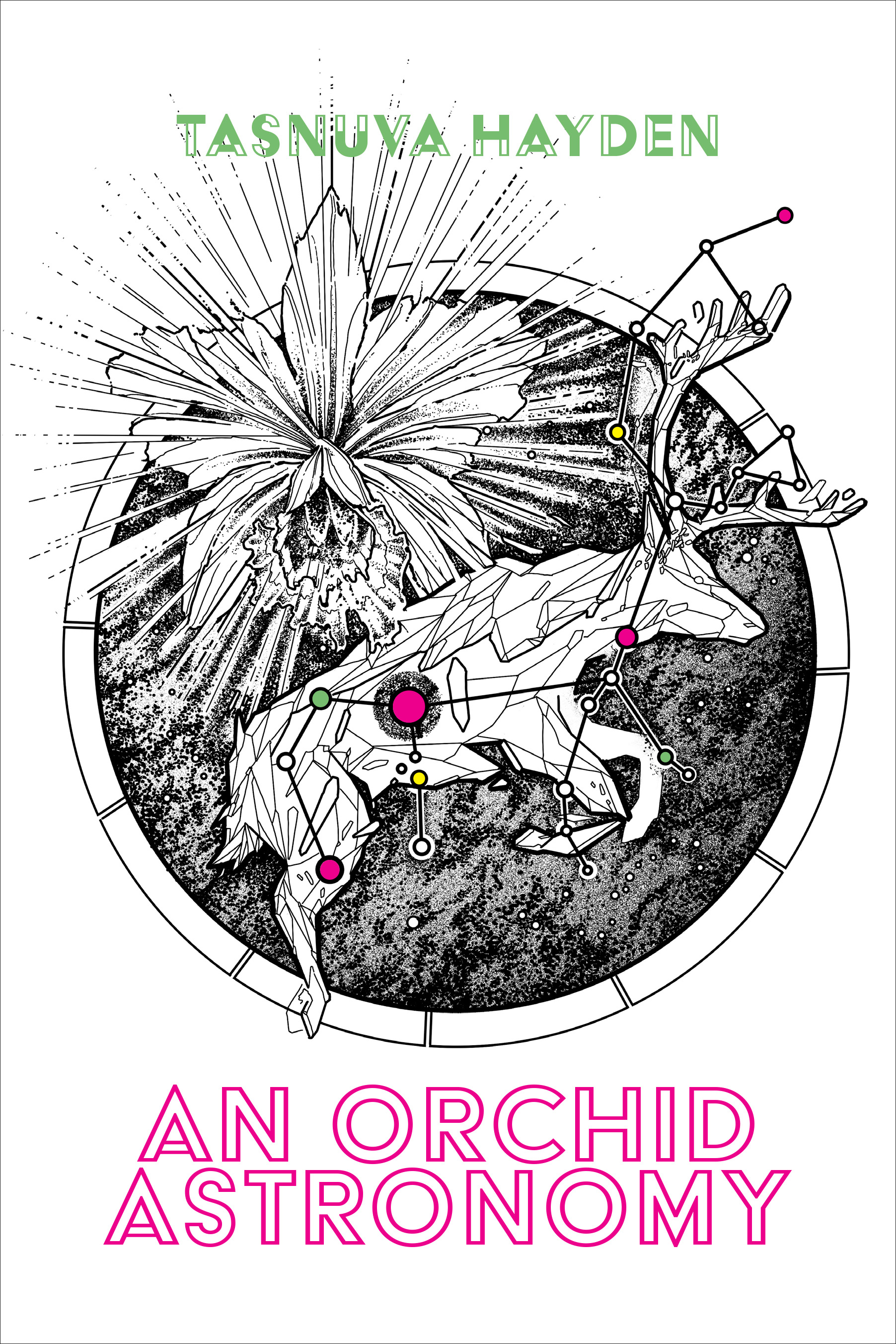 Book cover image for: Orchid Astronomy